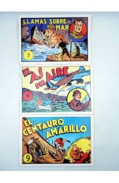Muestra 2 de JUAN CENTELLA EL HÉRCULES DETECTIVE 1 a 23. COMPLETA. REEDICIÓN FACSIMIL. Comic MAM 1988