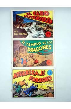 Muestra 4 de JUAN CENTELLA EL HÉRCULES DETECTIVE 1 a 23. COMPLETA. REEDICIÓN FACSIMIL. Comic MAM 1988