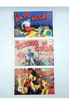 Muestra 5 de JUAN CENTELLA EL HÉRCULES DETECTIVE 1 a 23. COMPLETA. REEDICIÓN FACSIMIL. Comic MAM 1988
