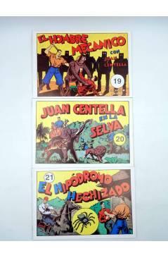 Muestra 6 de JUAN CENTELLA EL HÉRCULES DETECTIVE 1 a 23. COMPLETA. REEDICIÓN FACSIMIL. Comic MAM 1988