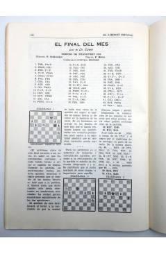 Muestra 3 de EL AJEDREZ ESPAÑOL AÑO I Nº 3. REVISTA MENSUAL. NOVIEMBRE (Vvaa) FEDA 1955
