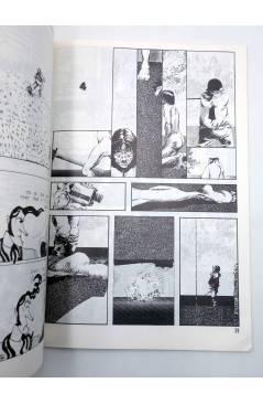 Muestra 3 de FANZINE ZERO COMICS 5. ESTRELLA INVITADA: MOEBIUS (Vvaa) Antonio Garcés 1982