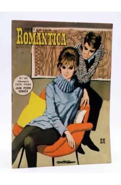 Cubierta de SELECCIÓN ROMÁNTICA 65. REVISTA JUVENIL FEMENINA (Vvaa) Ibero Mundial 1962. SIN POSTER
