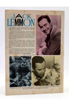 Contracubierta de SELECCIÓN ROMÁNTICA 153. REVISTA JUVENIL FEMENINA (Vvaa) Ibero Mundial 1964. SIN POSTER