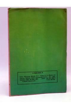 Contracubierta de A TODO GAS 9. LAS LÁGRIMAS DE OTELO (No Acreditado) Maisal 1980