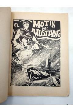 Muestra 1 de TENAX 2. EL MOTÍN DEL MUSTANG (No Acreditado) Maisal 1979