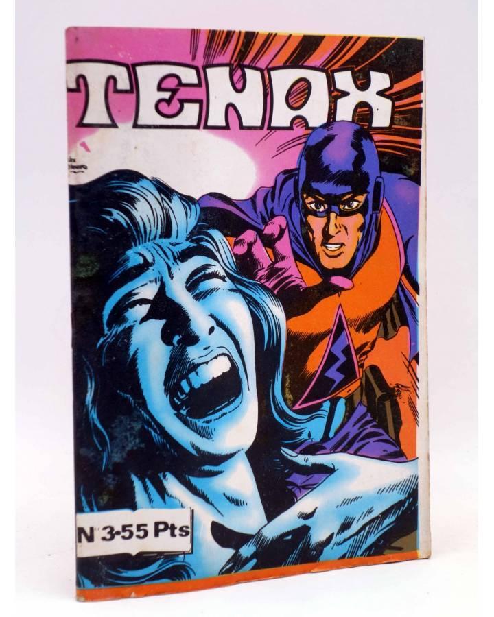 Cubierta de TENAX 3. EL SECRETO DE TENAX (No Acreditado) Maisal 1980