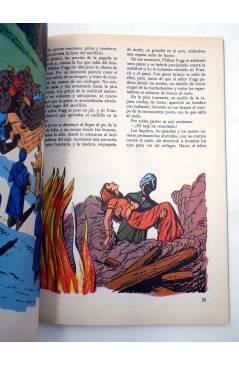 Muestra 2 de CLÁSICOS DE ORO ILUSTRADOS 6. LA VUELTA AL MUNDO EN 80 DÍAS (Verne / Verral / Gill) Novaro 1980