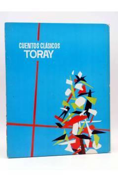 Contracubierta de CUENTOS CLÁSICOS 20. EL MÚSICO MARAVILLOSO (Sotillos / María Pascual) Toray 1965