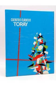 Contracubierta de CUENTOS CLÁSICOS 49. EL BOSQUE ENCANTADO (Sotillos / María Pascual) Toray 1974