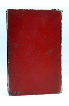 Contracubierta de COLLECTION PICARD. LES COEURS HEROÏQUES (Gustave Derenne) Librairie d'Education Nationale Circa 1900