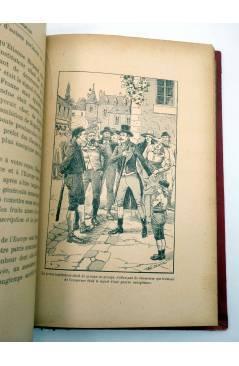 Muestra 3 de COLLECTION PICARD. LES COEURS HEROÏQUES (Gustave Derenne) Librairie d'Education Nationale Circa 1900