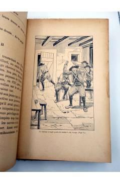 Muestra 4 de COLLECTION PICARD. LES COEURS HEROÏQUES (Gustave Derenne) Librairie d'Education Nationale Circa 1900