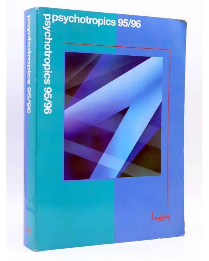 Cubierta de PSYCHOTROPICS 95/96 (Autores No Acreditados) Lundbeck España 1995