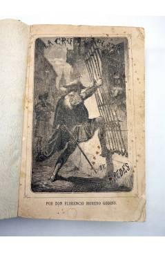 Muestra 1 de LA CRUZ DE PLATA. MEMORIAS DE DIEGO CARA DE PAREDES (Florencio Moreno Godino) Miguel Guijarro 1868