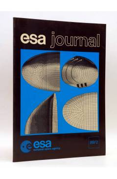 Cubierta de REVISTA ESA JOURNAL VOL. 13 89/2. AGENCIA ESPACIAL EUROPEA (Vvaa) European Space Agency 1989