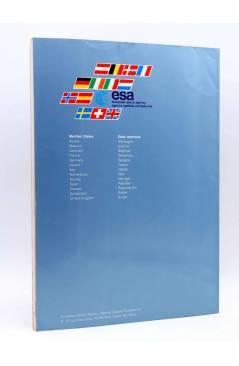 Contracubierta de REVISTA ESA BULLETIN 72. 33909 (Vvaa) European Space Agency 1992