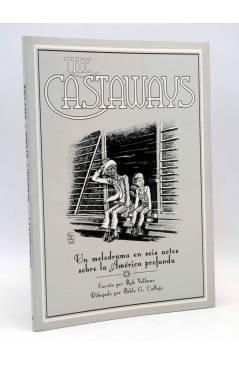 Cubierta de THE CASTAWAYS. UN MELODRAMA SOBRE LA AMÉRICA PROFUNDA (Rob Vollmar / Pablo G. Callejo) Capricho 2003
