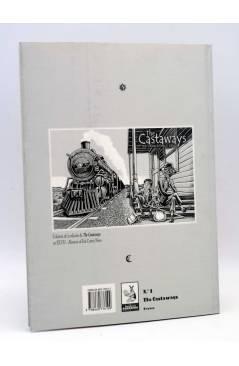 Contracubierta de THE CASTAWAYS. UN MELODRAMA SOBRE LA AMÉRICA PROFUNDA (Rob Vollmar / Pablo G. Callejo) Capricho 2003