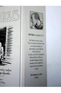 Muestra 1 de THE CASTAWAYS. UN MELODRAMA SOBRE LA AMÉRICA PROFUNDA (Rob Vollmar / Pablo G. Callejo) Capricho 2003