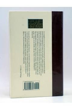 Contracubierta de EVANGELIOS DE MARCOS MATEOS LUCAS Y JUAN. NUEVA VERSIÓN LITERARIA DEL GRIEGO (J.F. Mira) Edhasa 2006
