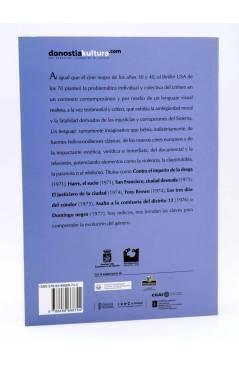 Contracubierta de COLECCIÓN NOSFERATU 5. EL THRILLER USA DE LOS 70 (Casas / Hurtado / Losilla) Nosferatu 2009