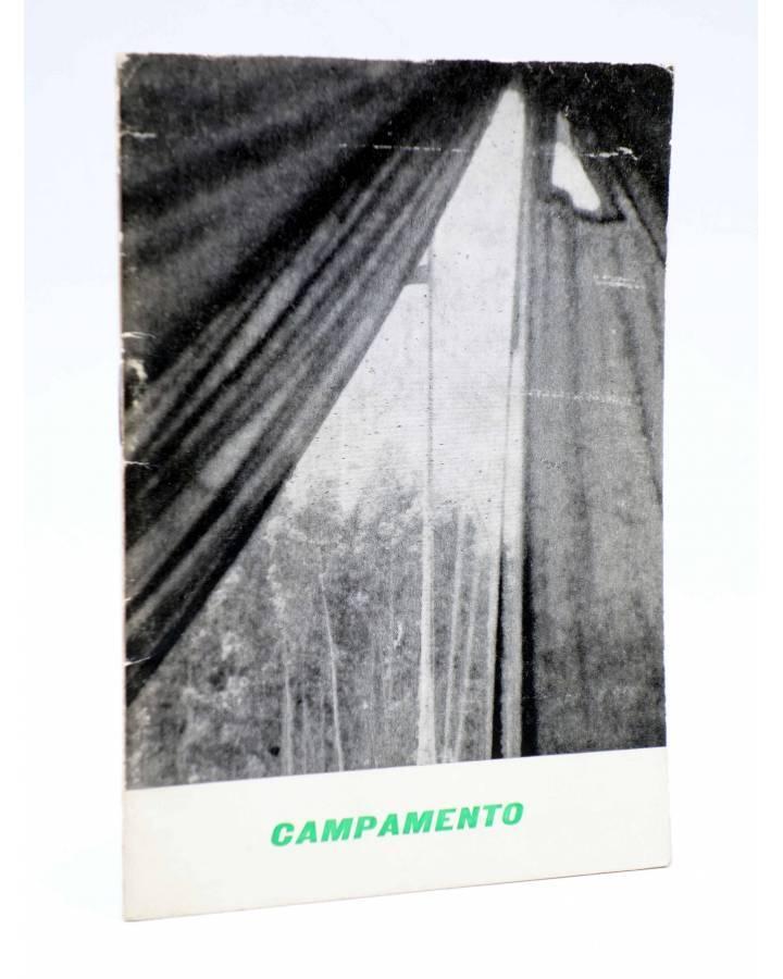 Cubierta de COLECCIÓN B.P 4. CAMPAMENTO (Vvaa) SIPE 1966. ESCULTISMO