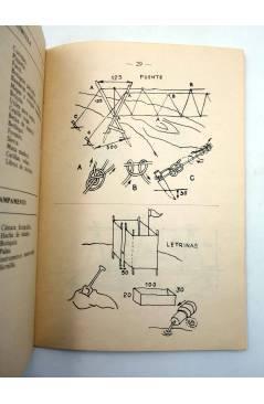 Muestra 3 de COLECCIÓN B.P 4. CAMPAMENTO (Vvaa) SIPE 1966. ESCULTISMO