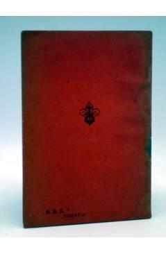 Contracubierta de FOLLETO SOMOS PIONEROS (Equipo Rama Pioneros) Delegación Diocesana de Escultismo Circa 1960. ESCULTISM