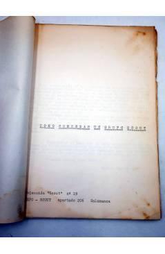 Muestra 1 de COLECCIÓN SCOUT 19. COMO EMPEZAR UN GRUPO SCOUT (Vvaa) Expo Scout Circa 1960. ESCULTISMO