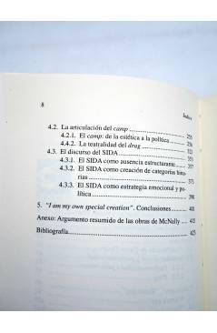 Muestra 2 de COLECCIÓN TEATRO SIGLO XXI. SERIE CRÍTICA 8. REPRESENTACIÓN DE LA IDENTIDAD GAY EN LA OBRA DRMÁTICA DE TERR