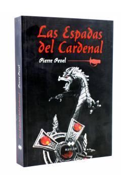 Cubierta de LAS ESPADAS DEL CARDENAL (Pierre Pevel) Marlow 2009