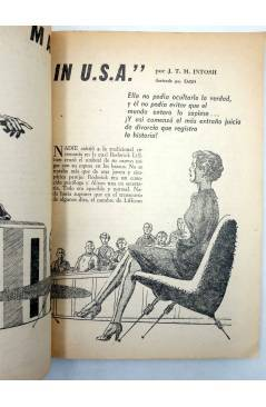 Muestra 3 de MÁS ALLÁ. REVISTA MENSUAL DE FANTASÍA CIENTÍFICA 19. DICIEMBRE (Vvaa) Abril 1954