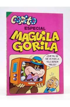 Cubierta de COPITO. PUBLICACIÓN INFANTIL ESPECIAL 10. MAGUILA GORILA (Vvaa) Bruguera 1981