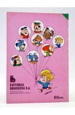 Contracubierta de COPITO. PUBLICACIÓN INFANTIL ESPECIAL 10. MAGUILA GORILA (Vvaa) Bruguera 1981