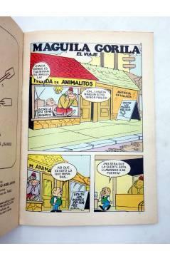 Muestra 1 de COPITO. PUBLICACIÓN INFANTIL ESPECIAL 10. MAGUILA GORILA (Vvaa) Bruguera 1981