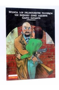 Contracubierta de BRUT COMIX. R-BOY EL CASTO INFANTE (Rebollo) La Cúpula 1997