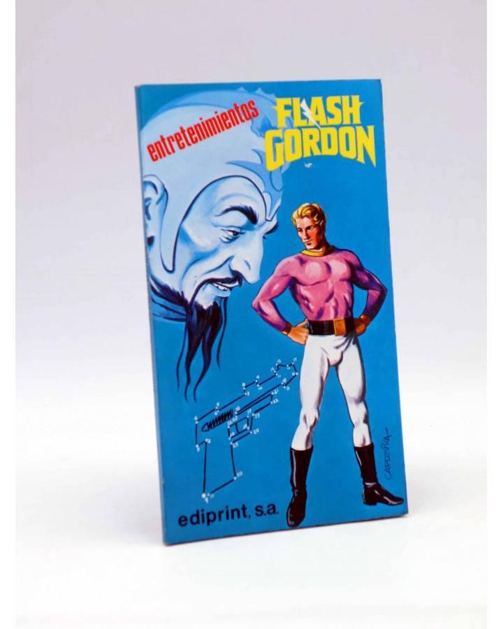 Cubierta de FLASH GORDON ENTRETENIMIENTOS 2 (Capdevila / Alex Raymond) Ediprint 1981