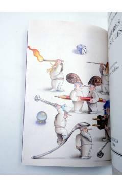 Muestra 3 de BIBLIOTECA INFANTIL 10. CRIATURES MINÚSCULES (Empar De Lanuza / Enric Solbes) Generalitat Valenciana Cultur
