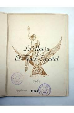 Muestra 1 de ESPAÑA. GUÍA DE CARRETERAS. ESCALA 1:750.000. La Unión y el Fénix Español 1949