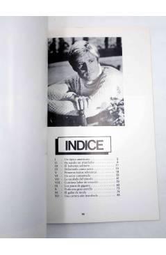 Muestra 1 de ROBERT REDFORD. INÉDITO. UN TÍPICO AMERICANO (H. Von Sohel) Producciones Editoriales 1977