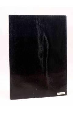 Contracubierta de RODOLFO VALENTINO. INÉDITO. EL AMANTE DE HOLLYWOOD (Helmut Von Sohel) Producciones Editoriales 1977