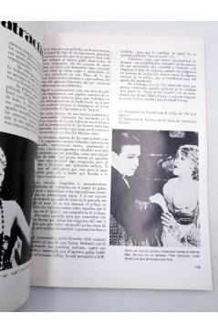 Muestra 4 de RODOLFO VALENTINO. INÉDITO. EL AMANTE DE HOLLYWOOD (Helmut Von Sohel) Producciones Editoriales 1977