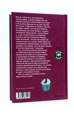Contracubierta de ¡ESPÉRAME EN SIBERIA VIDA MÍA! (Enrique Jardiel Poncela) Blackie Books 2011