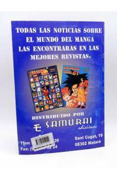 Contracubierta de ESPECIAL MANGAZONE 1. DRAGON BALL GT GUÍA DE EPISODIOS VOL 1 (Vvaa) Berserker 1997
