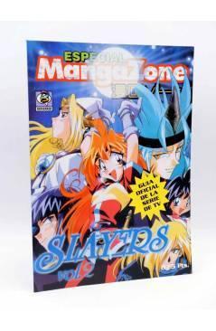 Cubierta de ESPECIAL MANGAZONE 6. SLAYERS REENA Y GAUDI. GUÍA OFICIAL SERIE DE TV VOL 2 (Vvaa) Berserker 1999