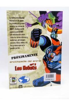 Contracubierta de ESPECIAL MANGAZONE 6. SLAYERS REENA Y GAUDI. GUÍA OFICIAL SERIE DE TV VOL 2 (Vvaa) Berserker 1999