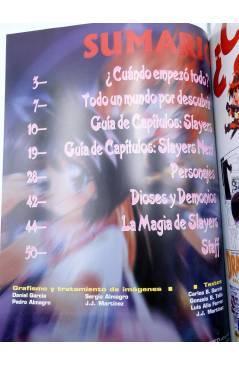 Muestra 1 de ESPECIAL MANGAZONE 6. SLAYERS REENA Y GAUDI. GUÍA OFICIAL SERIE DE TV VOL 2 (Vvaa) Berserker 1999