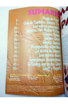 Muestra 2 de ESPECIAL MANGAZONE 6. SLAYERS REENA Y GAUDI. GUÍA OFICIAL SERIE DE TV VOL 2 (Vvaa) Berserker 1999