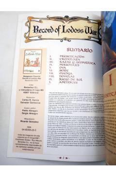 Muestra 1 de ESPECIAL MANGAZONE 14. RECORD OF LODOSS WAR (Vvaa) Berserker 2000